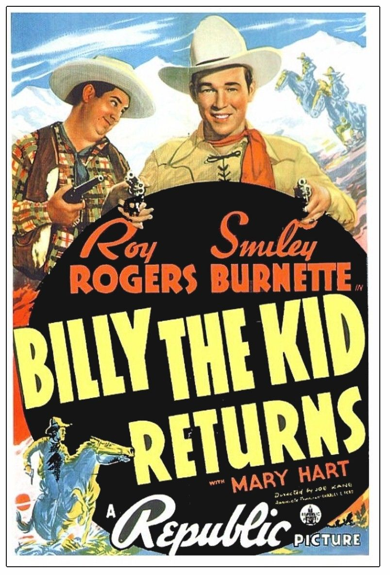 billy the kid returns xlg