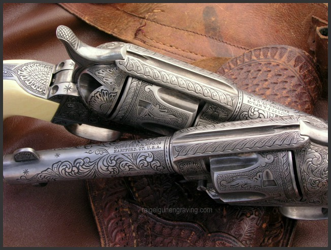 Pietta 1873 Colt Model reigelgunengraving.com copy