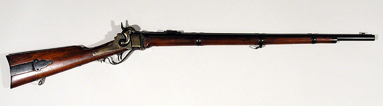 Berdan Sharps rifle