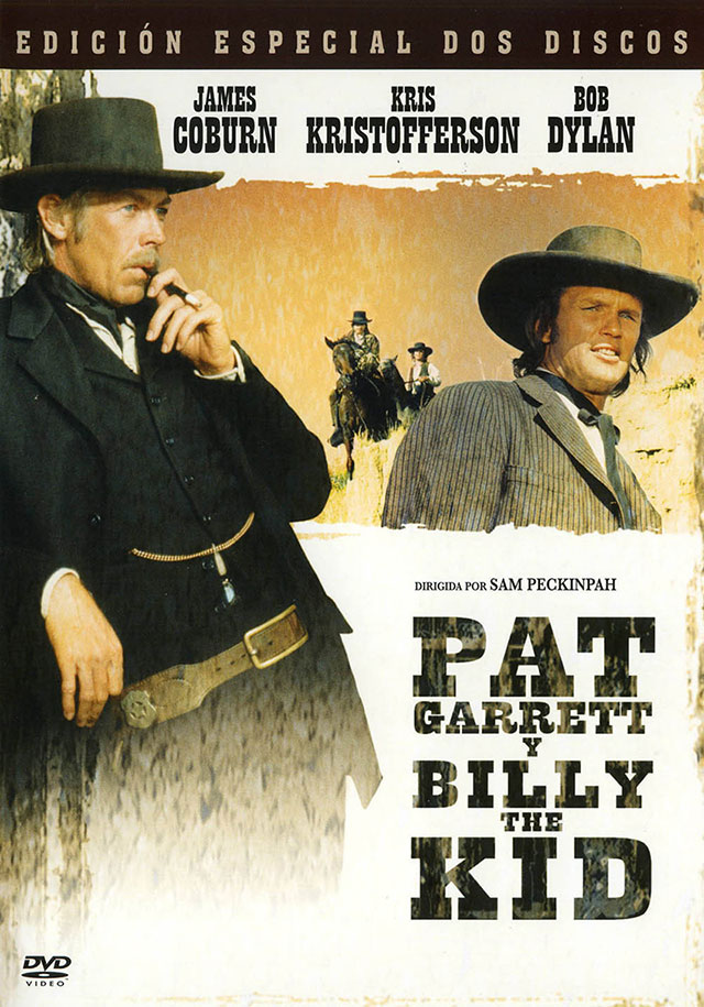 Pat Garrett Y Billy The Kid Caratula 1