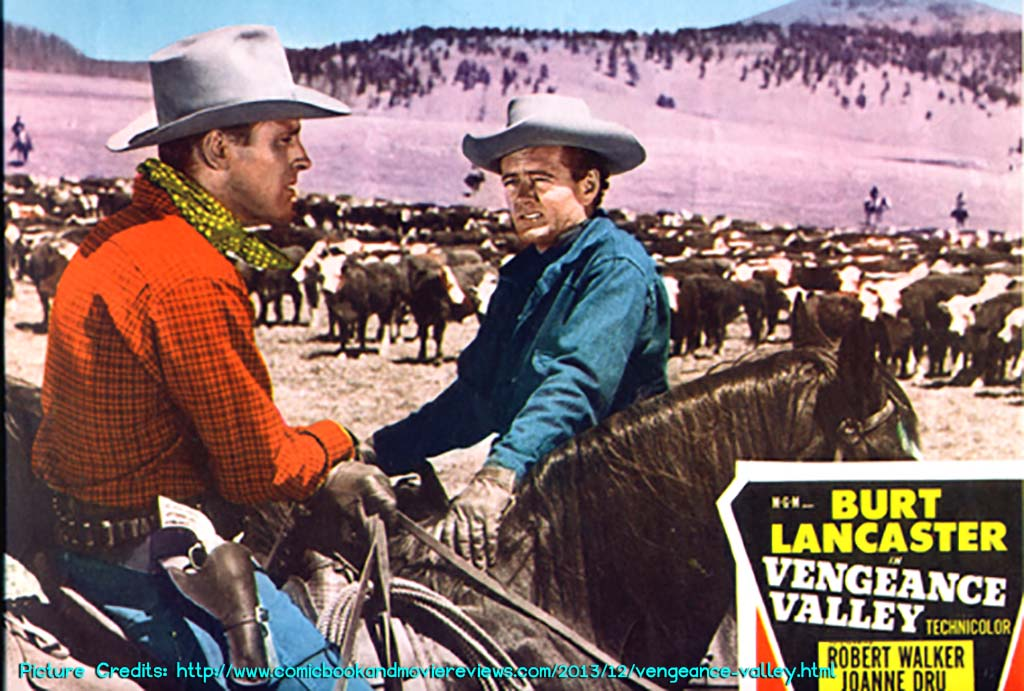 Vengance Valley vv lobby card